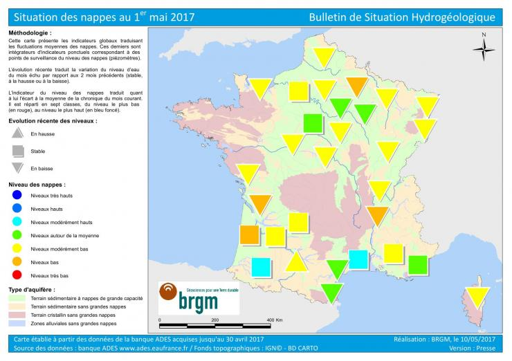 Brgm nappes eau 2017 05 carte